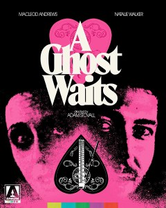 A Ghost Waits Special Edition Blu ray