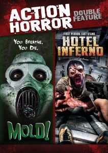 Action Horror Double Feature DVD Mol and Hotel Inferno