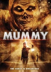 American Mummy DVD
