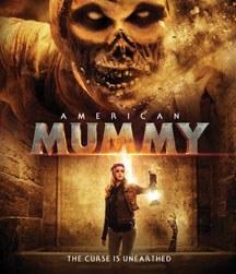 American Mummy Blu Ray 3D & 2D