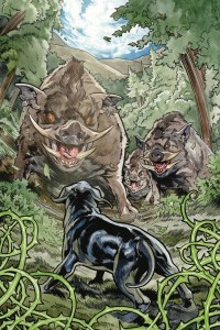 Beasts of Burden Wise Dogs And Eldritch Men #3