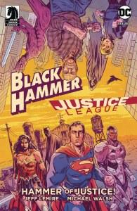 Black Hammer Justice League #1