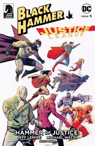 Black Hammer Justice League #5