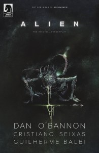 Alien Original Screenplay #5