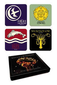 Game of Thrones Coaster Set Season 2
