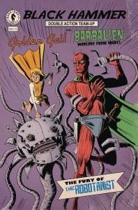 Black Hammer #11 Lemire Var