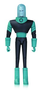 Batman Animated Series New Batman Adventures Mr Freeze AF