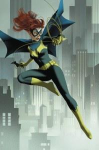 Batgirl #36 Var