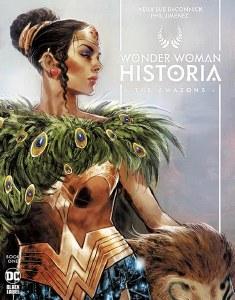 Wonder Woman Historia The Amazons #1