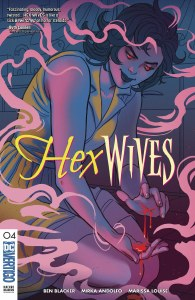 Hex Wives #4 Signed