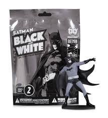 Batman Black and White Blind Bag Mini Figs W2