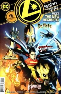 Legion of Super Heroes #6 2nd Ptg