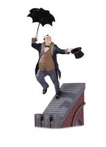 Batman Rogues Gallery Multi Part Statue the Penguin Statue
