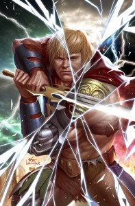 He Man and the Masters of the Multiverse #1