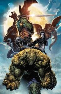 Gotham City Monsters #1