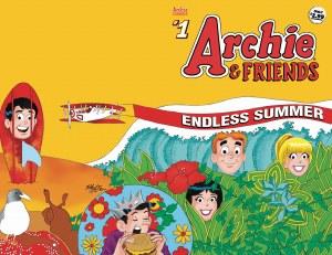 Archie & Friends Endless Summer #1