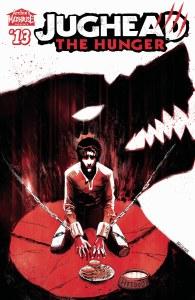 Jughead The Hunger #13 Cvr B Malhotra (Mr)