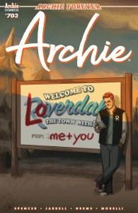 Archie #703 Cvr C Zdarsky
