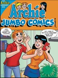 Archie Jumbo Comics Digest #312