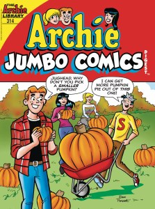 Archie Jumbo Comics Digest #314