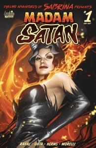 Madam Satan One Shot Chilling Sabrina #1