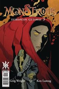 Monstrous European Getaway #3 (of 4)