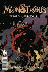 Monstrous European Getaway #4 (of 4)