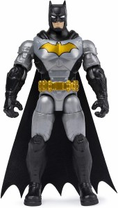 DC Universe Batman Gold Logo 4 In Action Figure