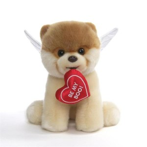 Boo Cupid Valentines Day Plush