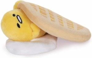 Gudetama Waffle Plush Doll