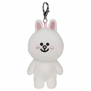 Line Friends Cony Plush Backpack Clip