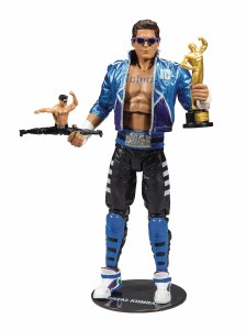 Mortal Kombat Johnny Cage Hollywood Hunk 7-Inch Action Figure
