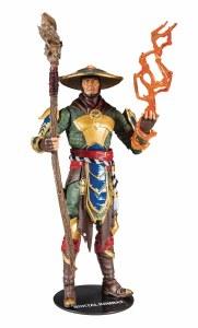 Mortal Kombat Raiden Merciless Guardian 7-Inch Action Figure
