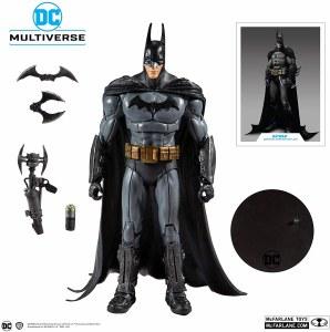 DC Multiverse Video Game Batman Batman Arkham Asylum Action Figure