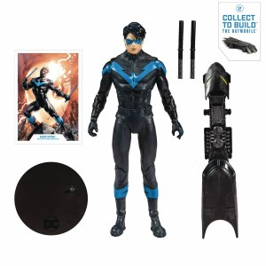 DC Multiverse Nightwing Modern Action Figure