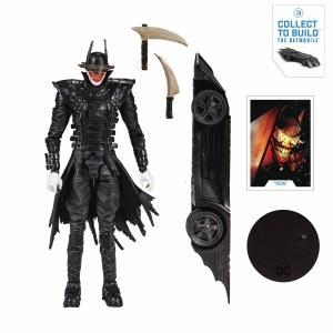 DC Multiverse Batman Who Laughs Modern Action Figure