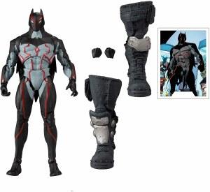 DC Multiverse Batman Last Knight on Earth Omega Action Figure w/ Bane Piece
