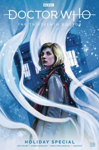 Doctor Who 13th Holiday Special #1
