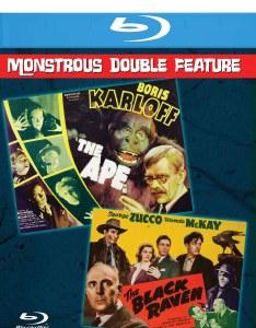 Ape & The Black Raven Blu ray