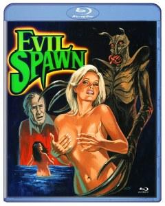 Evil Spawn Blu ray