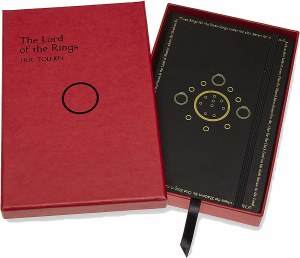 LOTR LimEd Collectors Box Notebook