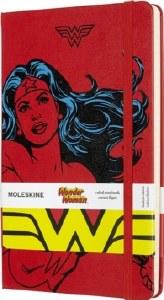 Wonderwoman LimEd Red Moleskine