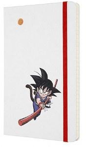 Dragon Ball Kid Goku Limited Edition Moleskine Ruled Notebook