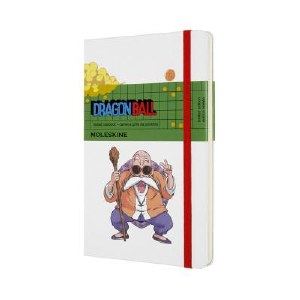 Dragon Ball Master Roshi Limited Edition Moleskine Ruled Notebook