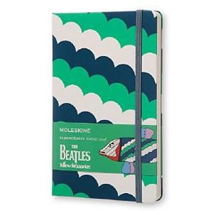 Beatles Yellow Submarine Fish Notebook