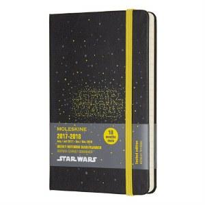 Star Wars Moleskine 18 Month Weekly Pocket Planner