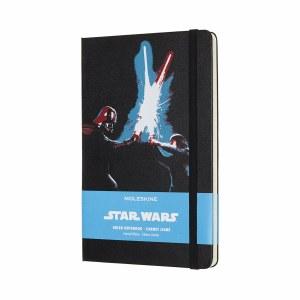 Star Wars Lightsaber Black Notebook