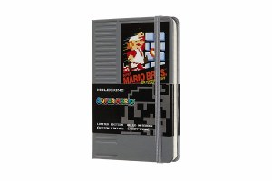 Super Mario Cartridge Journal