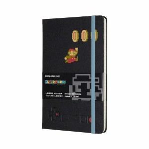 Super Mario Moleskine Notebook