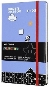 SupermarioLimEd Moleskine